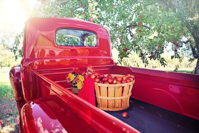 vrachtwagen spuiterij